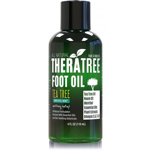 TheraTree Foot Oil