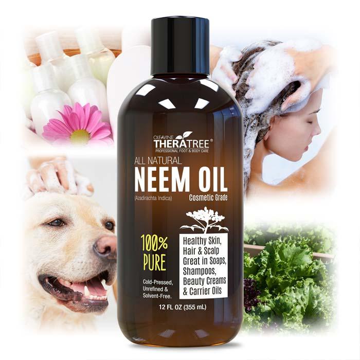 Oleavine TheraTree Neem Oil